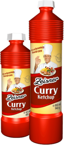 Zeisner  Ketchup au Curry