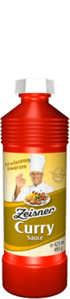 Zeisner  Sauce Curry